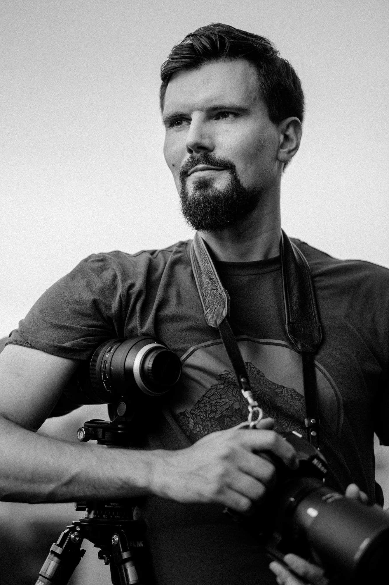 Tomasz Przychodzień - fotograf krajobrazu