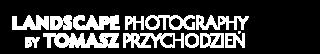 Logo fotografa krajobrazu - Tomasza Przychodzień