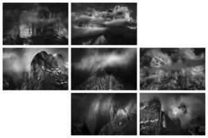 Kamienne Katedry Łańcucha Karakorum - zdjęcie produktowe wydruków fotograficznych